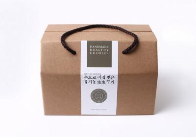 생생쿠키 Brand Identity / Package Design
